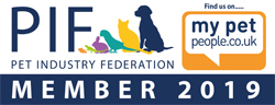 Pet Industry Federation Member 2019